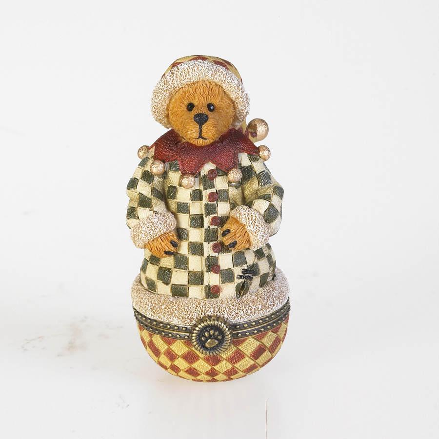 Abner Elfin Kringle-klaus Boyds Bear
