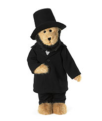 Abraham Lincoln Boyds Bear