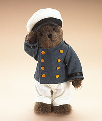 Air Force Boyds Bear