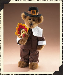 Alden Harvestbeary With Giblet Boyds Bear