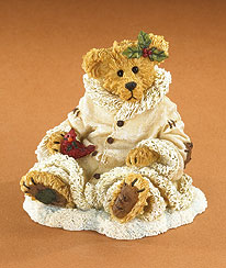 Alexandra... Winter's Gifts Boyds Bear