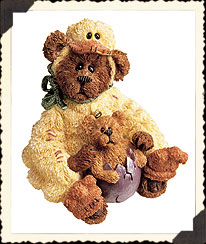 Alouysius Quackenwaddle And Lil' Crackles Boyds Bear
