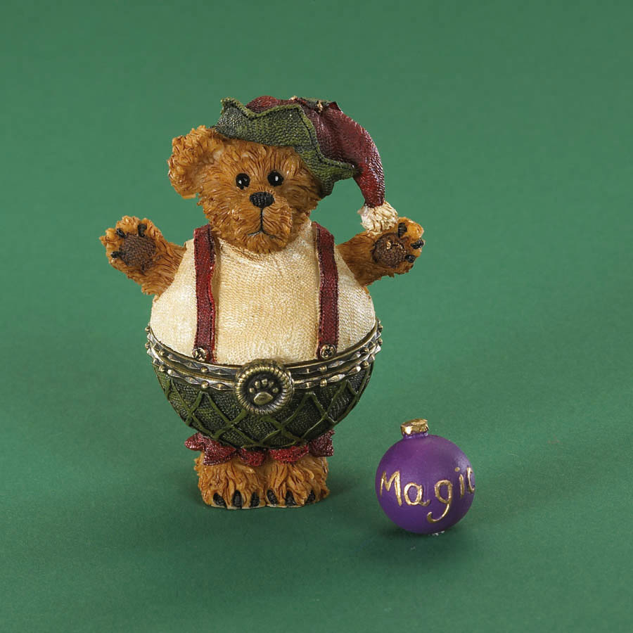 Alvin Plump 'n Waddle... Magic Boyds Bear