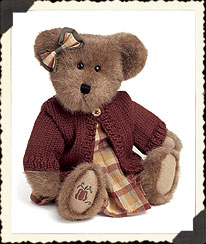 Alyssa M. Punkinbeary Boyds Bear