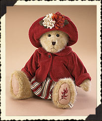 Amber Fallsworth Boyds Bear