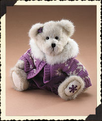 Andrea Crystalfrost Boyds Bear