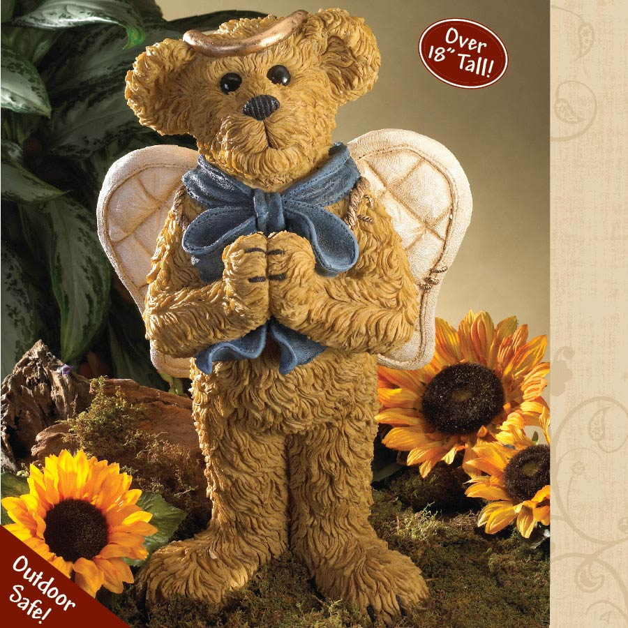 Angel Bearybless Boyds Bear
