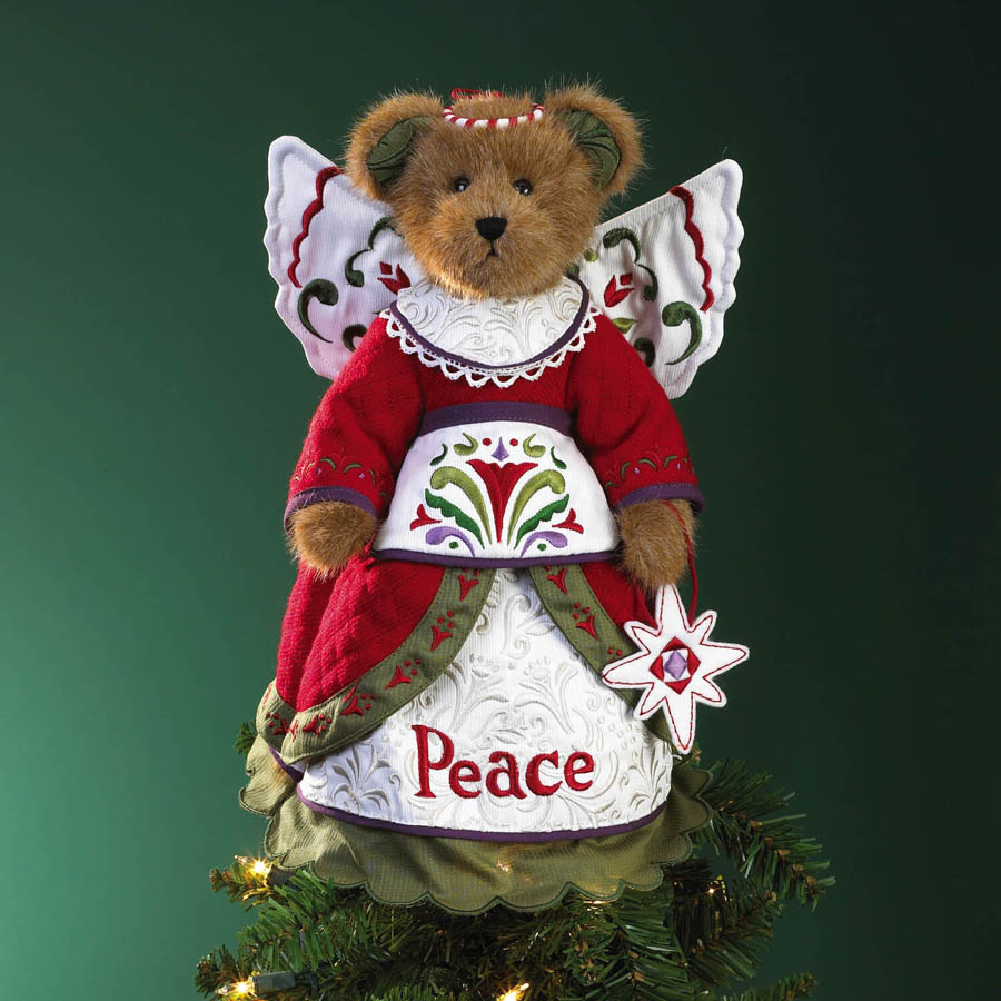 Angel Of Peace Boyds Bear