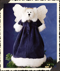 Angelique Angelfrost Boyds Bear