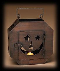 Antique Copper Jacko Lantern Boyds Bear