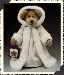 Anya Frostfire Boyds Bear