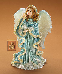 Araby... Angel Of Winter Boyds Bear