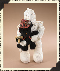 Are You My Mummy? Door Stop Boyds Bear