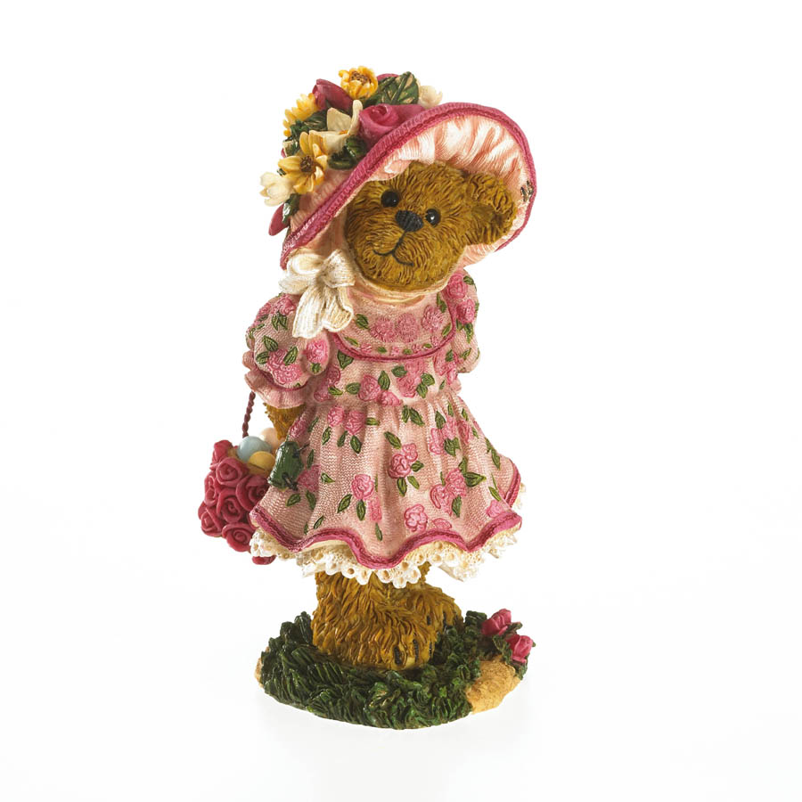 Ashleigh Bloombeary ... Easter Morning Boyds Bear