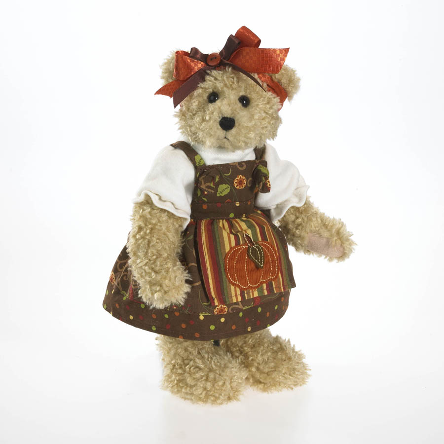 Ashley Q. Patchbeary Boyds Bear