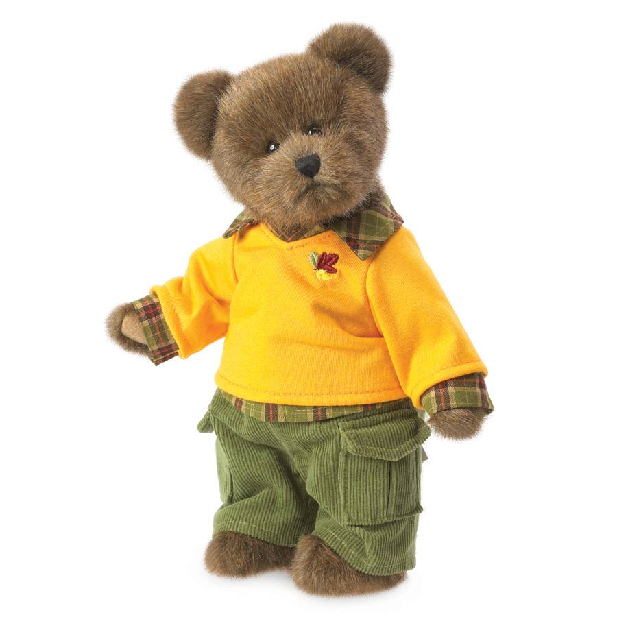 Ashton Mcleaf Boyds Bear