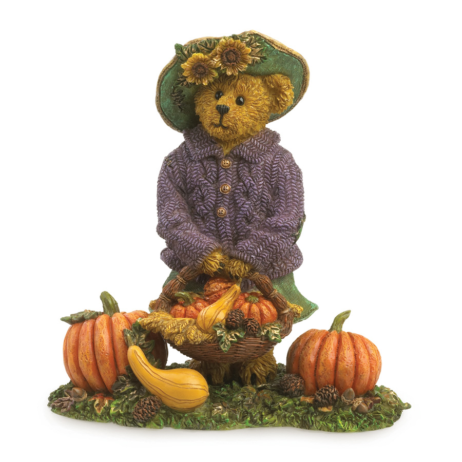 Aubrey Fallsworth...autumn's Blessings Boyds Bear