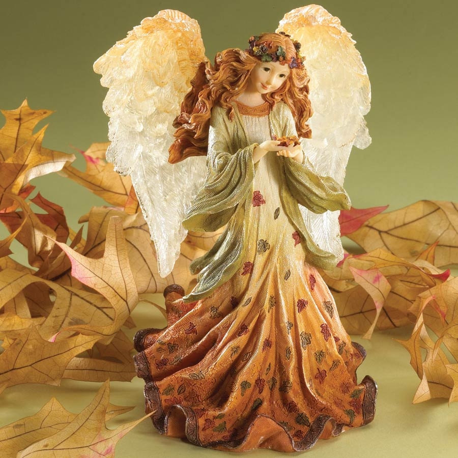 Autumn... Angel Of Fall's Splendor Boyds Bear