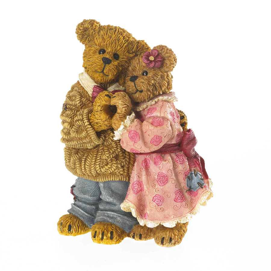Avery And Rose ... A Couple In Love Boyds Bear
