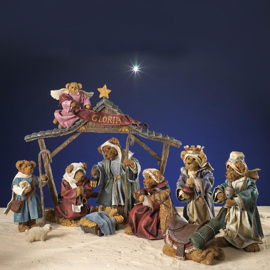 Away In A Manger Boyds Bear