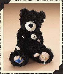B. Franklin And Baby Adams Boyds Bear