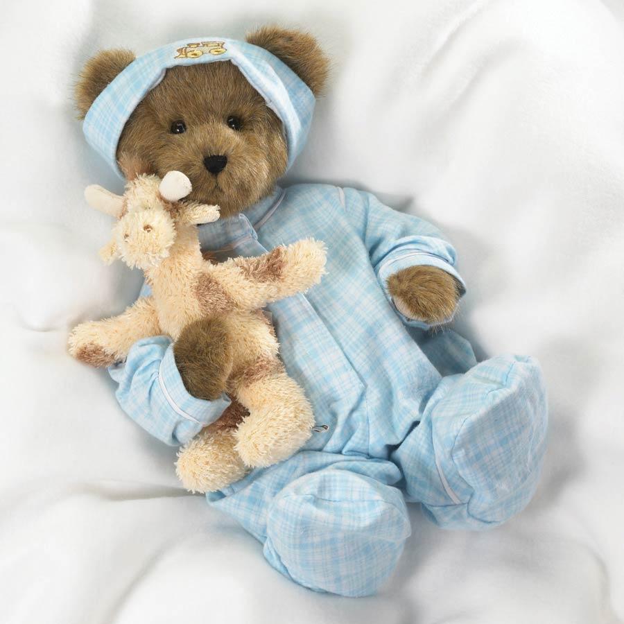 Baby Boy Boyds Bear