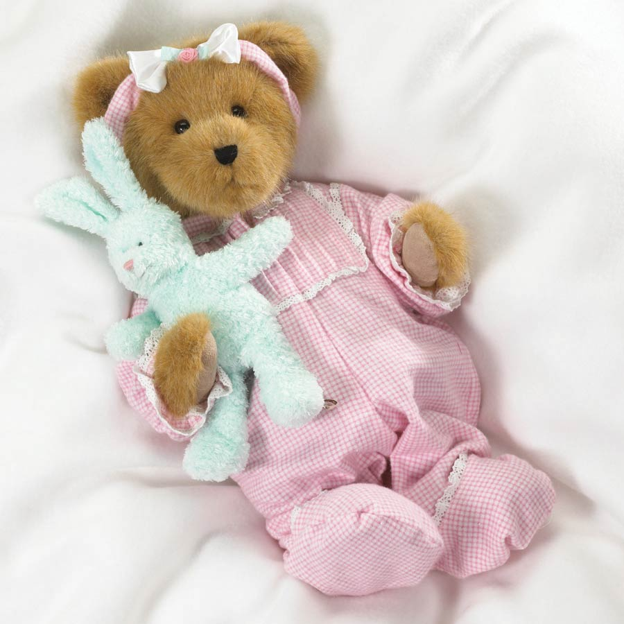Baby Girl Boyds Bear