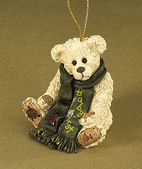 Baby's First Christmas Boyds Bear
