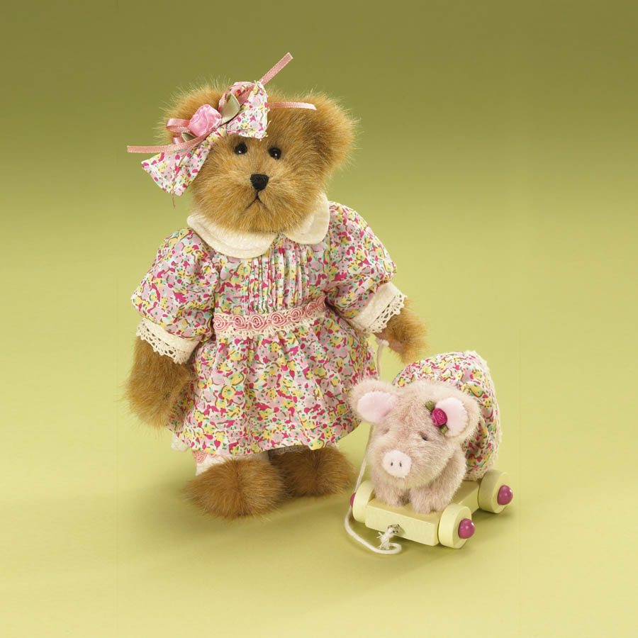 Bailey And Lil' Suie Boyds Bear