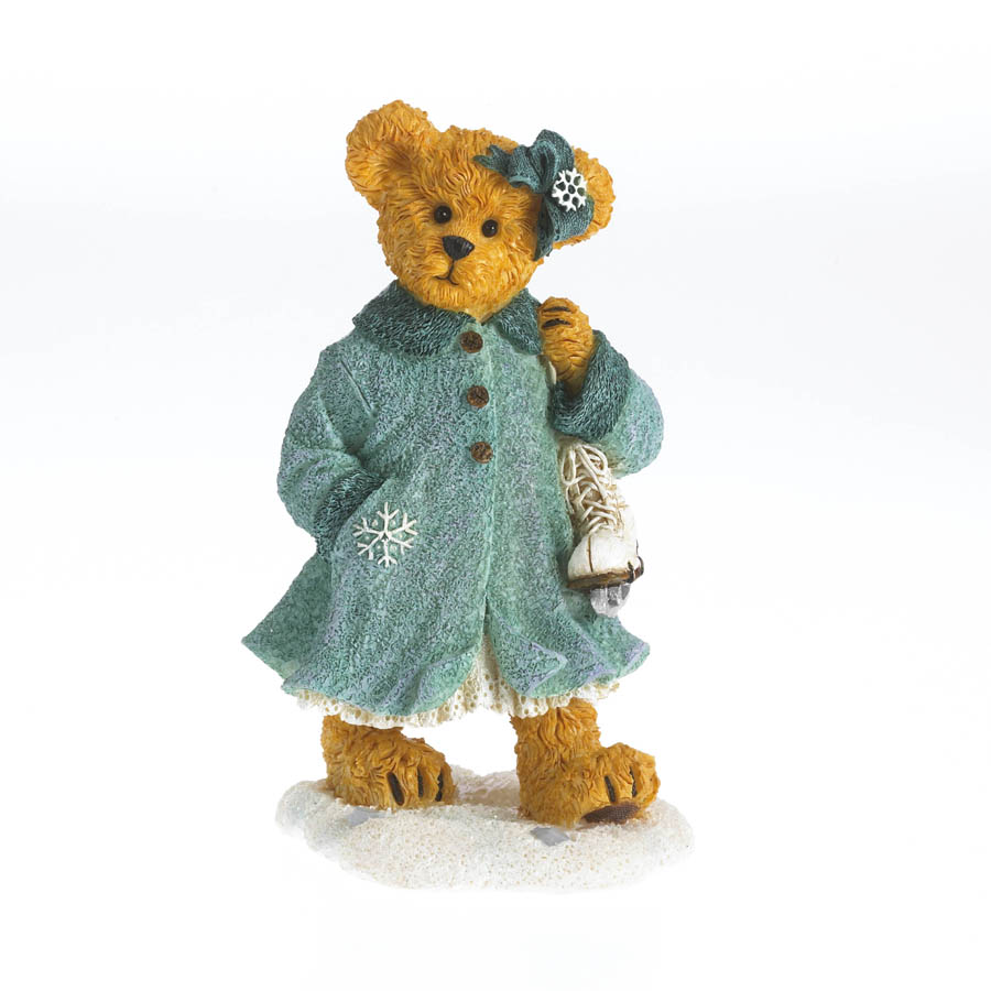 Bailey The Skater...winter's A Wonderland Boyds Bear