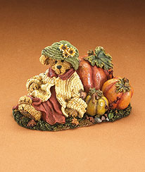 Bailey's Punkin Pickins Boyds Bear
