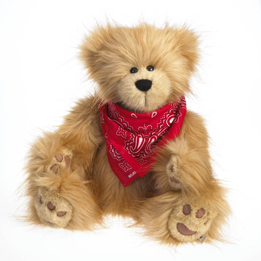 Bandit Bearloom Boyds Bear
