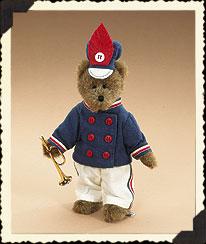 Barnum T. Jodibear Boyds Bear