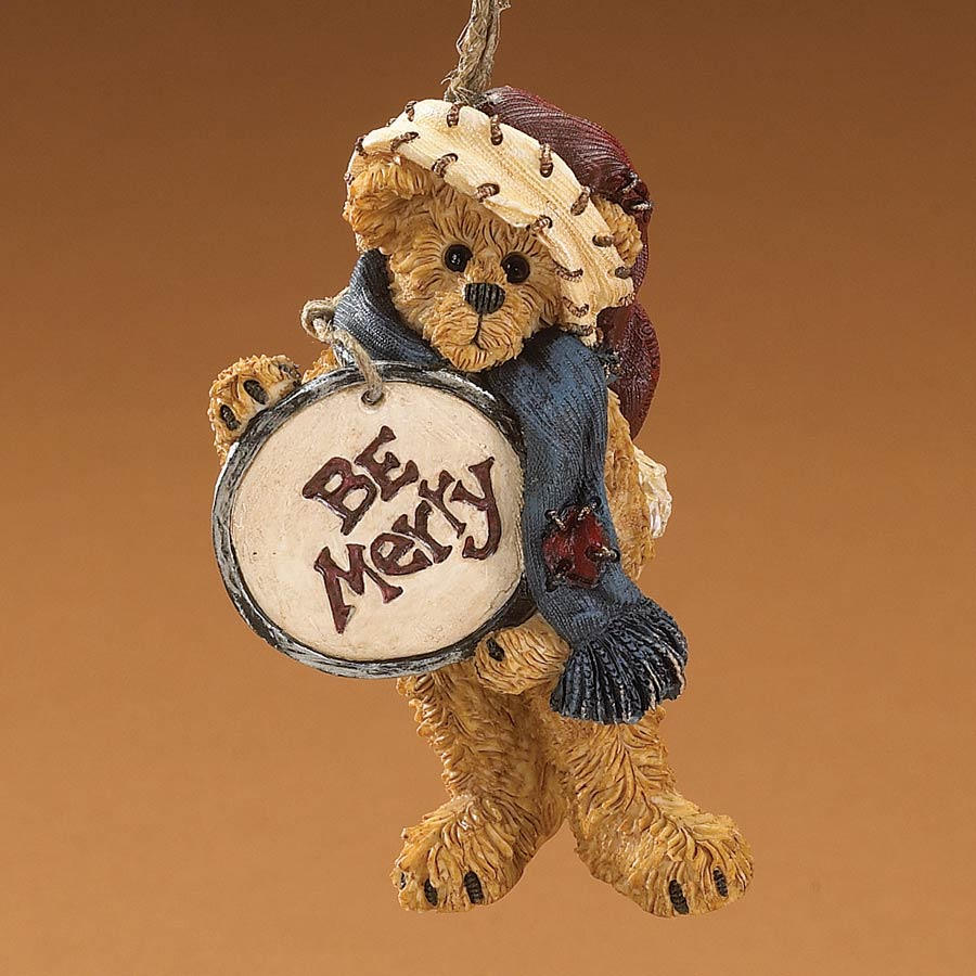 Be Merry Boyds Bear