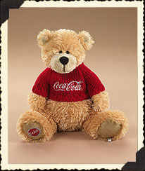 Bear In Coke® Sweater Boyds Bear