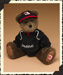 Bear In Jacket & Cap Boyds Bear