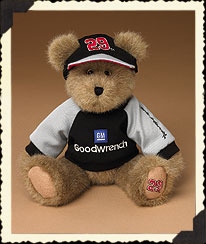 Bear In Sweatshirt & Cap Boyds Bear