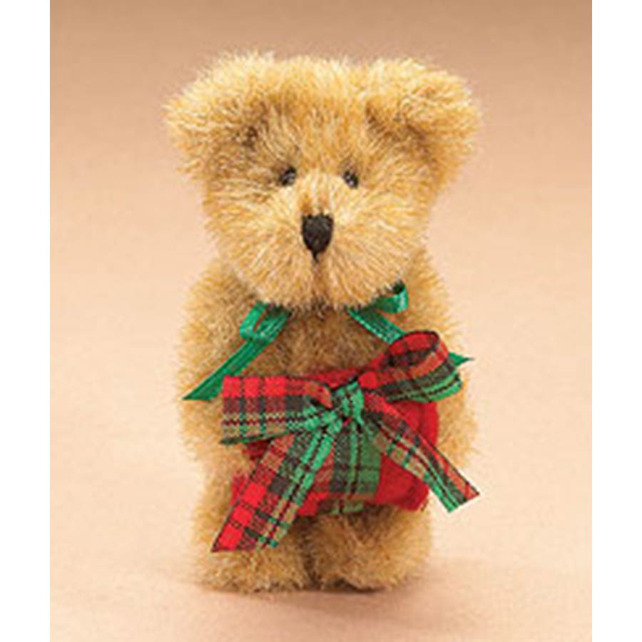 Bear With Gift Boyds Bear