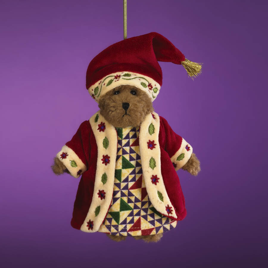 Bearing Gifts Ornament Boyds Bear