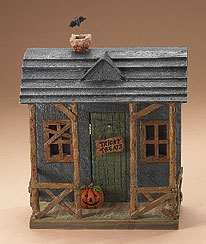Bearly Spooky Haunted House Boyds Bear