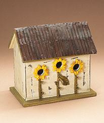 Becca's Birdhouse Boyds Bear