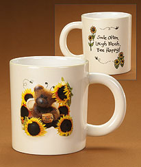 Bee Happy! Mug Boyds Bear