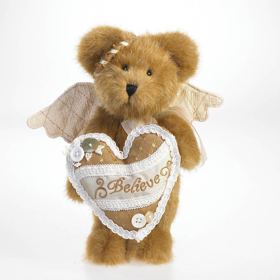 Believe Angelwish Boyds Bear