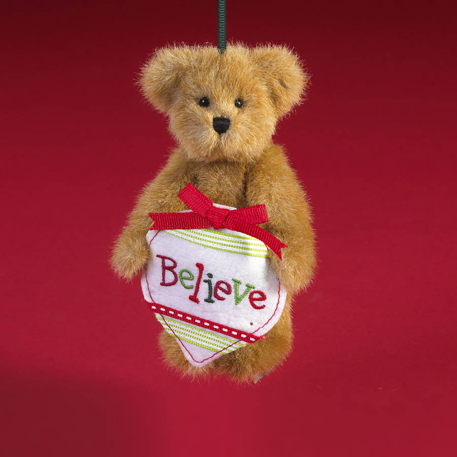 Believe Hollybell Boyds Bear