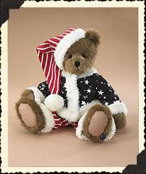 Benjamin Santabeary Boyds Bear