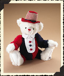 Benjamin Shutterbear Boyds Bear
