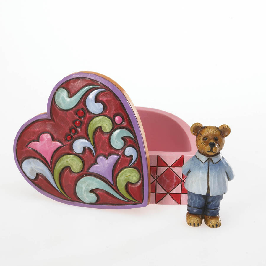 Bennet B. Lovinyou's Keepsake Heart... Love So Sweet Boyds Bear