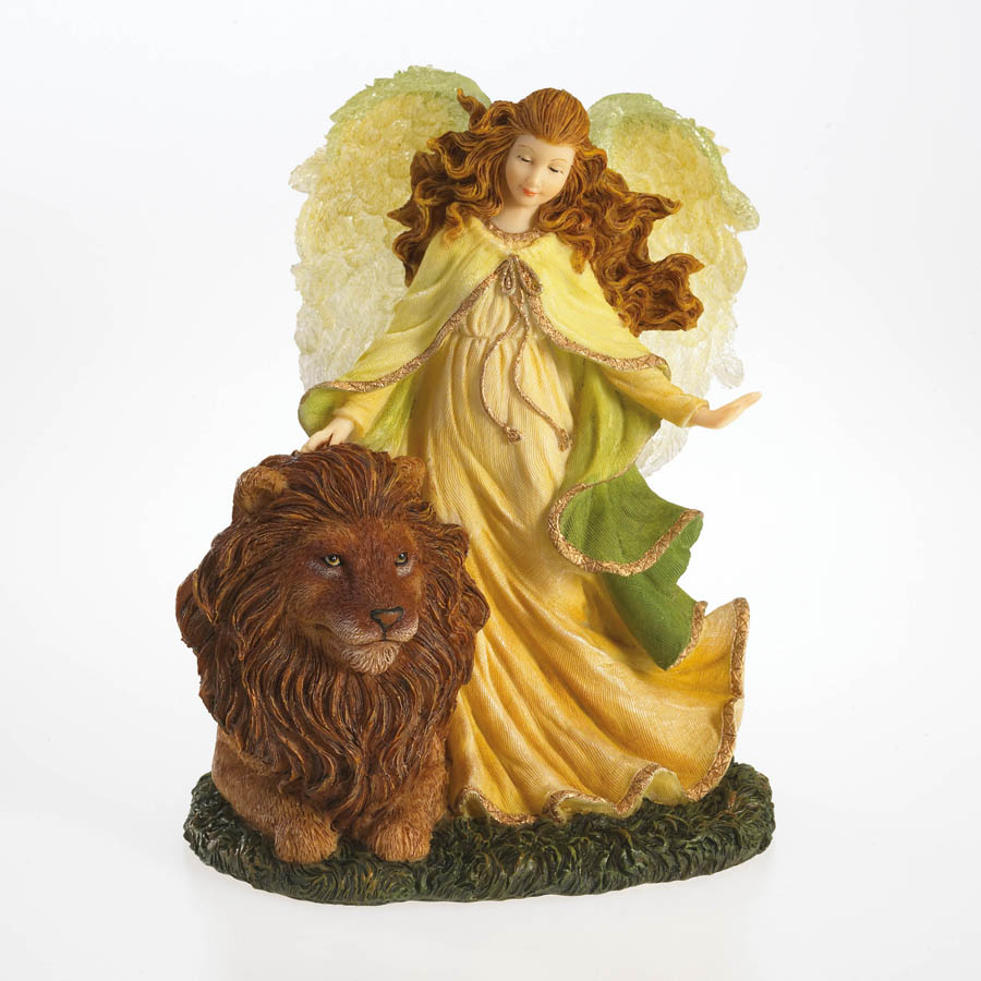 Bernadette...  Guardian Angel Of Courage Boyds Bear