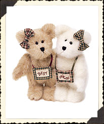 Bestest & Buddy Boyds Bear