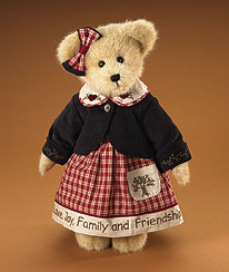 Fashion Families - From the Heart Boyds Bears